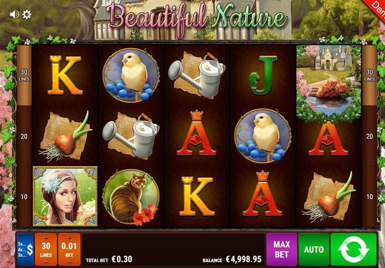 Spiele Beautiful Nature - Video Slots Online