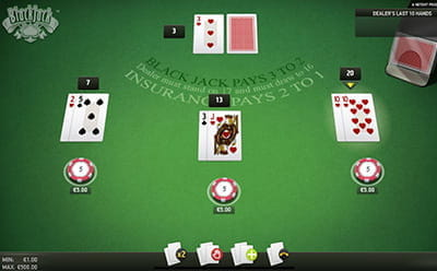 Blackjack Professional Series - New Canada Online Blackjack