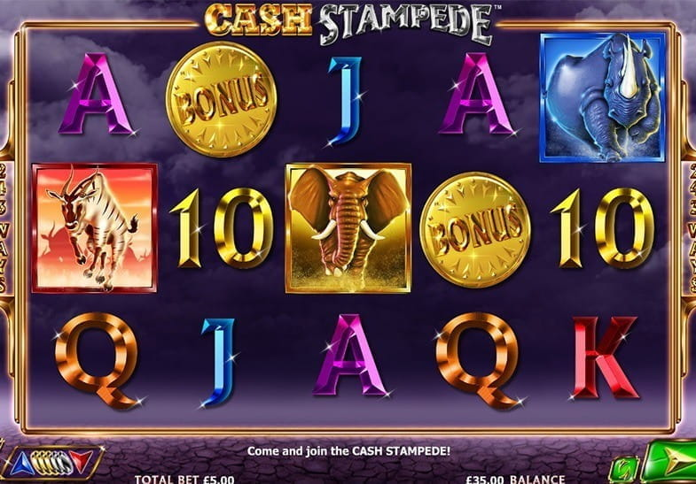 Seaside Cash Slot - Try this Free Demo Version