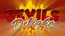 Devil's Delight Slot-Logo