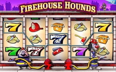 Firehouse Hounds Slot Free Spins