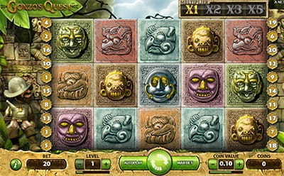 Gonzo's Quest new CA Online Slot