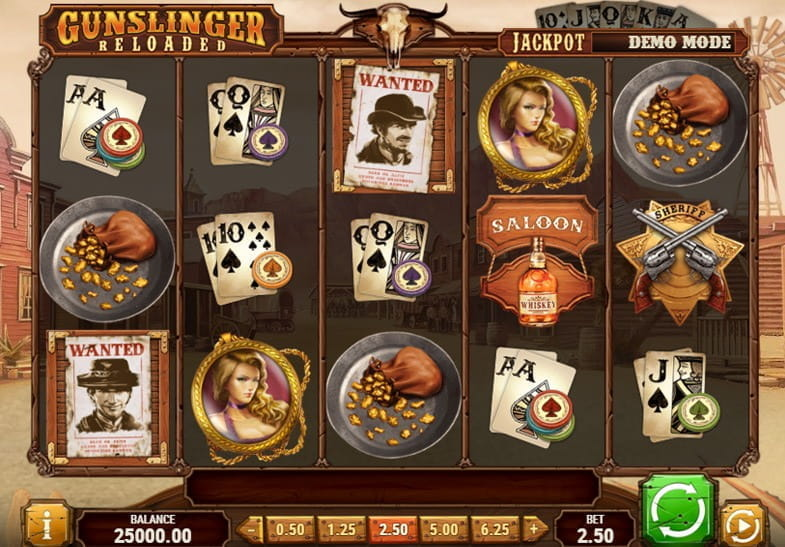 Spiele Gunslinger Reloaded - Video Slots Online