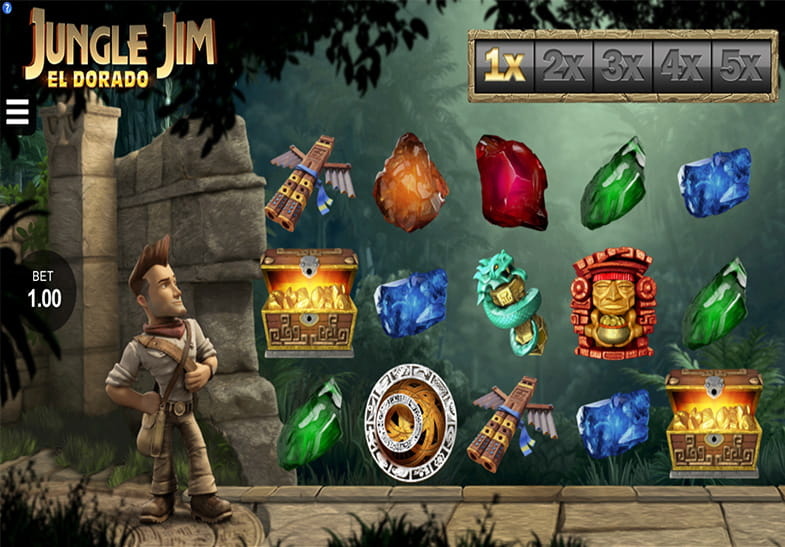 Demo Gratis dari Slot Jungle Jim