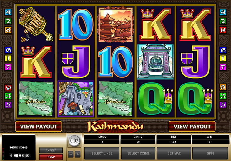 Catmandu Slots Review & Free Instant Play Casino Game