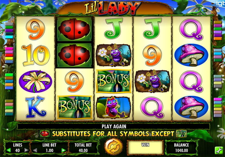 best online free slots lacky lady