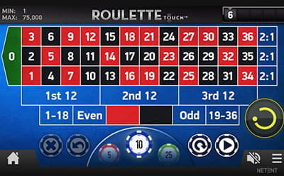 Check out this wheel of fortune with our Mobile Roulette | Casino.com