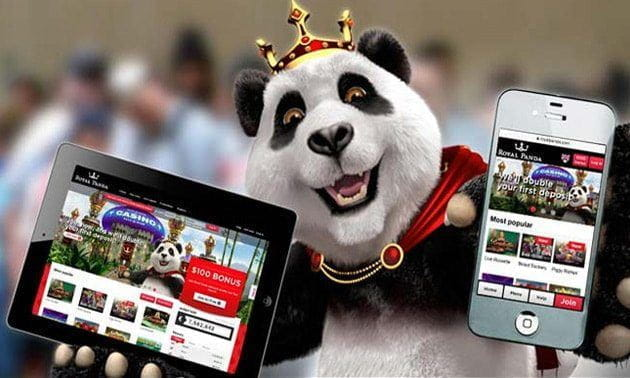 Royal Panda ist das Top Mobile Casino in Indien