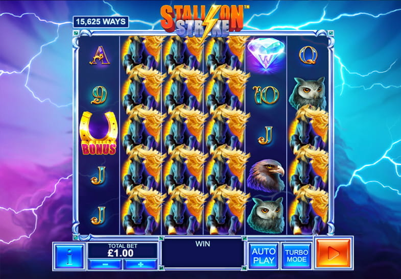 Stallion Strike Slot by Ash Gaming