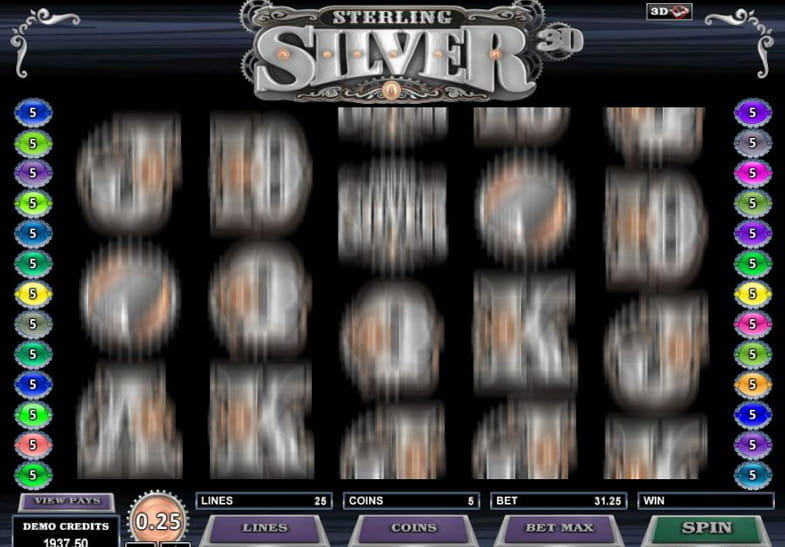 Demo Gratis dari Slot Sterling Silver