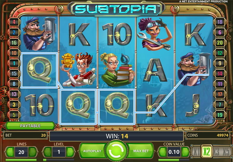 Top Hits Slots Review & Free Online Demo Game