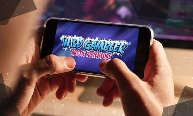 Wild Gambler Arctic Adventure Slot by Playtech