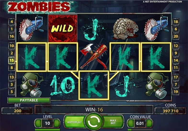 Slot Demo Zombies