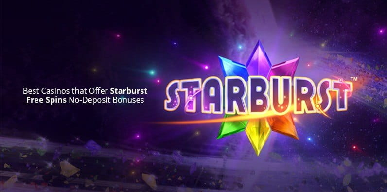 Starburst Free Spins Uk No Deposit