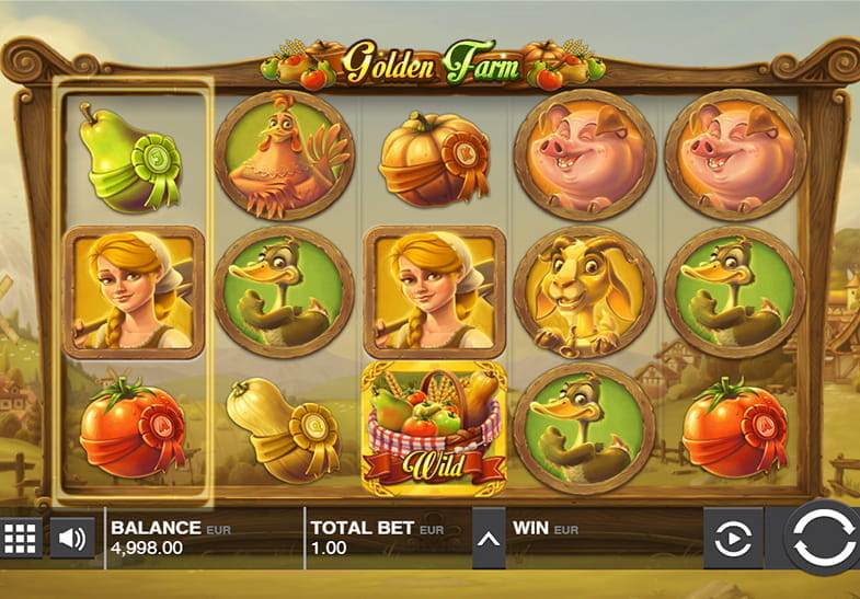 Spiele Golden Farm - Video Slots Online