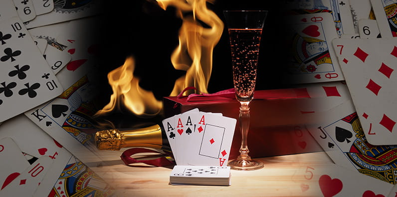 Unique and Luxurious Playing Cards