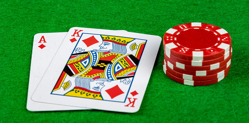 Tips Blackjack Online