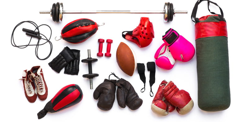 Strong Wrestlers Equipment